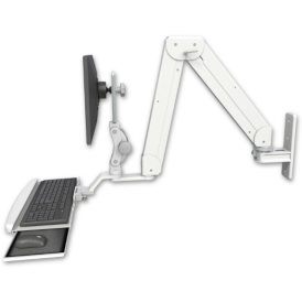 Elite 5220 Articulated Arm with Keyboard Tray