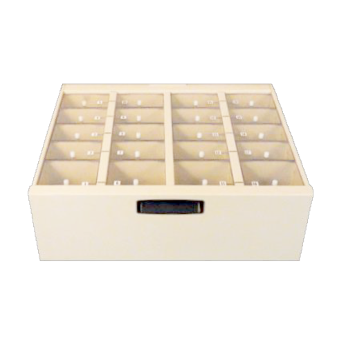 dispensing drawer combinations